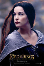 Return of the King - original DS movie poster  D/S 27x40 Arwen Lord of the Rings