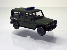 """Wiking 069507 MERCEDES-BENZ G-modèle """"armée-Feldjäger"""""""