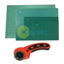 A1 A2 A3 A4 Cutting Mat Self Healing, Rotary Cutter Knife Board Craft