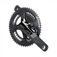 FSA SL-K LIGHT ABS Carbon CRANKSET 39/53T 172.5mm BB386EVO Black 18/19
