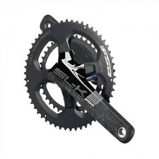 FSA SL-K LIGHT ABS Carbon CRANKSET 34/50T 165mm BB386EVO Black 18/19