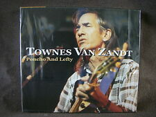 VAN ZANDT, TOWNES - PONCHO AND LEFTY NEW NUOVO SIGILLATO 2 CD