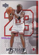 2005-06 UPPER DECK EXCLUSIVE: MICHAEL JORDAN #MJ26 NBA CAREER SCORING AVERAGE
