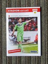 Stadion Aktuell, VFB STUTTGART: BORUSSIA DORTMUND,13/14