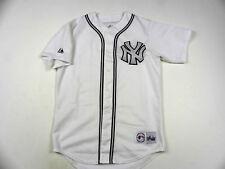 * VINTAGE MLB Baseball New York Yankees Jersey Shirt made in USA