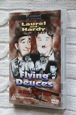 Laurel and Hardy: The Flying Deuces (DVD), Like new, free shipping