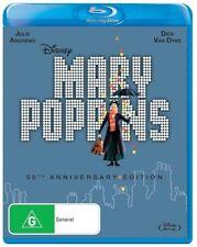 Mary Poppins (Blu-ray, 2013)
