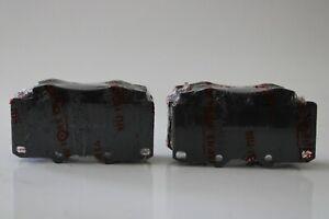 Disc Brake Pad Set Front New York Brake CO MD799 fits 2000-2003 Toyota Tacoma