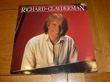 RICHARD CLAYDERMAN - Richard Clayderman - 1982 UK 14-track compilation vinyl LP