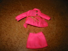 Dawn Doll 2 Piece Outfit #726 Strawberry Sundae In Very Good Condition
