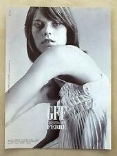 B505-Advertising Pubblicità-1999 - GIANFRANCO FERRE