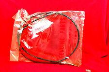KAWASAKI 1972 G5 100  NOS STARTER CHOKE CABLE OEM #54017-047