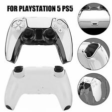 CARCASA Rígida Transparente Funda Protectora Cubierta Para Sony Playstation 5 PS5 CONTROLLER NOS