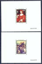 Cameroon 1983 Paintings Deluxe Proofs. VF and Rare