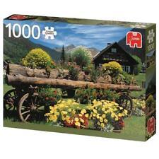 ALPENBLUMEN / ALPINE FLOWERS - Jumbo Puzzle 18335 -1000 Pcs.