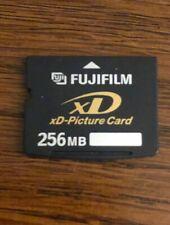 256MB OLYMPUS XD MEMORY CARD STANDARD TYPE FUJI FINEPIX/OLYMPUS CAMERAS