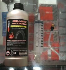 MVTek lattice sigillante Tubeless  Schiumoso 1 litro + Siringa