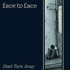 """New Music Face To Face """"Don't Turn Away"""" CD"""