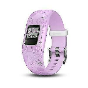 Garmin Vivofit Jr. 2 Disney Princess Activity Tracker - Purple