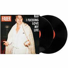 Faber I Fucking Love My Life 180g 2lp Vinyl CD Gatefold