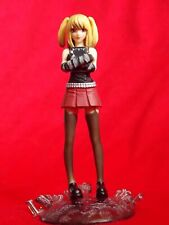 """GENUINE"" Death Note MISA AMANE Figure SOLID PVC JUN PLANNING 3.5""  9cm UK DSP"