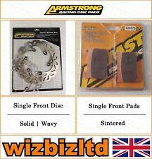 Armstrong Komplett Heck Bremse Set Yamaha FZR 600 1990-93 BK100796