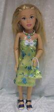 HOPSCOTCH HILL & Teen Trends Doll Clothes #24 Dress, Purse & Necklace set