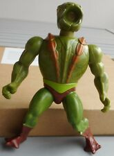 ACTION FIGURE KOBRA KHAN (Orig Masters of the Universe MOTU Mattel 1983) incompl