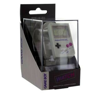 BRAND NEW in box Official Licensed Retro GameBoy Digital Adult size Wrist Watch
