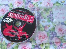 PJ & Duncan – Let's Get Ready To Rhumble Telstar CDSTAS2728 Promo UK CD Single