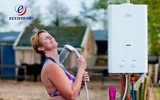 Gas Durchlauferhitzer 50mBar Boiler Gastherme Camping Dusche Eccotemp L10 NEU