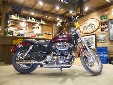 2008 HARLEY-DAVIDSON XL1200C Sportster, Immaculate condition, 15146 miles