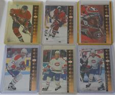 1994-95 Upper Deck UD SP Inserts Canadiens Team Set 6 Hockey Cards No Muller