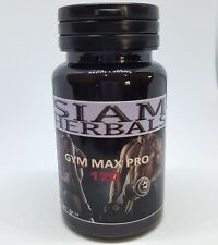 120 GYM MAX PRO ANABOLIC -STRONG LEGAL TESTOSTERONE MUSCLE BOOSTER BODYBUILDING