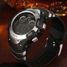 OHSEN Mens Army Military Water Proof Digital Light Sport Quartz Wrist Watch New