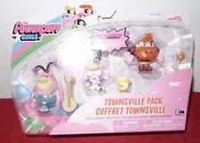 New Powerpuff Girls Walmart Exclusive Townsville Three Pack Coffret Townsville