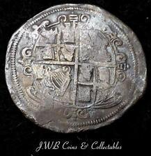 1625-1649 Moneda De Plata Carlos I Martillado halfcrown