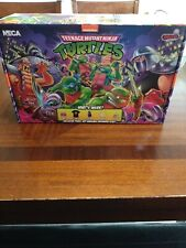 NECA TMNT Stern Pinball Crate Box Shredder Figure Size  Large Walmart Exclusive