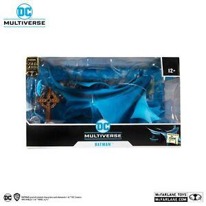 DC Multiverse Batman Year Two 2 Gold Label Designer Edition - McFarlane Toys