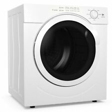 27lbs Electric Tumble Compact Laundry Dryer Stainless Steel 3.21 Cu. Ft.