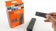 NIB Amazon Fire TV Stick Digitial Media Streaming Device with ALEXA Voice Remote