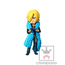 One Piece 3'' Sanji 20th Anniversary WCF Prize Trading Figure NEW