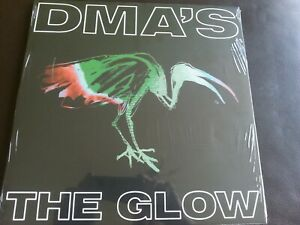 DMA'S - The Glow - Green Transparent Vinyl LP Signed Edition....Brand New