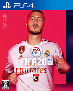 FIFA 20 Football Sony Playstation 4 PS4 Video Games From Japan Tracking NEW