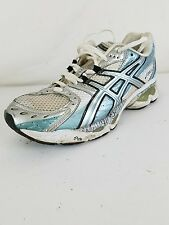Asics Gel Nimbus 10 women's athletic running shoes size 8
