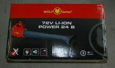 WOLF-Garten - Akkubläser, 72V LI-ION Power 24B - Laubbläser