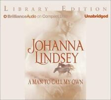A Man to Call My Own by Johanna Lindsey (2003, CD, Unabridged)
