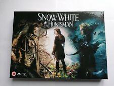 Snow White And The Huntsman (2012, Blu-ray) Steelbook Collectors Edition Boxset