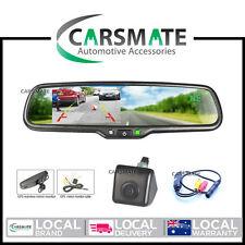 "Toyota 4.3"" OEM Style GPS Reversing Mirror Monitor & Night Vision HD Camera"
