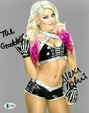 WWE ALEXA BLISS HAND SIGNED  AUTOGRAPHED 8X10 PHOTO WITH PROOF & BECKETT COA 9